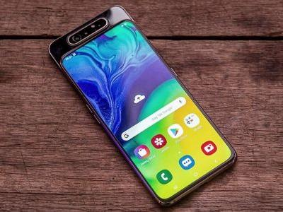 Galaxy A80 will get a new 256GB storage variant in China