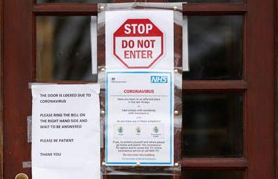 Covid-19 claims first UK healthcare worker as 55-year-old consultant succumbs to virus