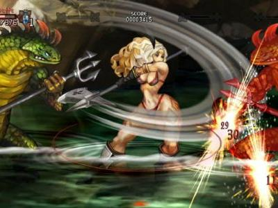 Dragon's Crown Pro confirmed for PS4, gets trailer