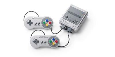 The Super Famicom Mini has a different game lineup