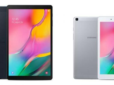 Android 10 rolling out now for Samsung Galaxy Tab A 10.1 and Tab A 8.0 w/ One UI 2.0