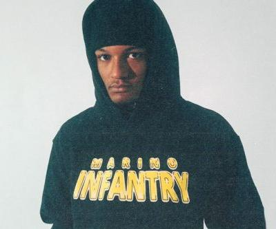 Marino Infantry Releases a Trio of Logo Heavy Hoodies for Fall/Winter 2017