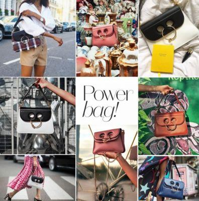 J.W. Anderson's Power Bag, Converse & More