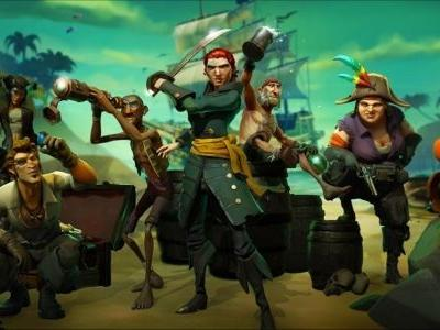 Sea Of Thieves Will Be Running A Scale Test This Weekend