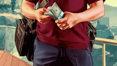 GTA 5 continues to do the business for Take-Two with 80 million shipped