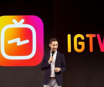 Instagram Launches New 'IGTV' Video Hub for Longer-Form Content