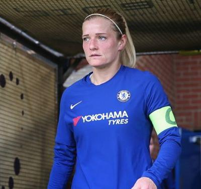 'No child should ever be exposed to that' - legendary Chelsea Women's captain Chapman coaches Syrian refugees