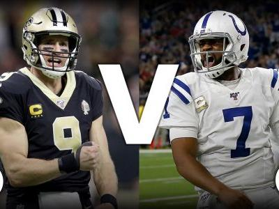 What channel is Saints vs. Colts on today? Schedule, time for 'Monday Night Football' game
