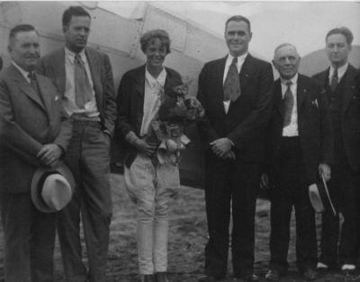 Question raised about timeline of Earhart documentary