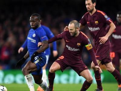 Conte disappointed with draw against Barcelona