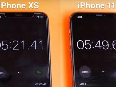 IPhone 11 Pro loses to iPhone XS in app launch speed test