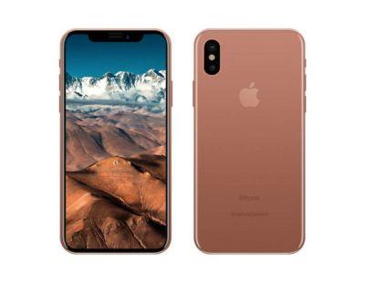 New iPhone 8 Color Rumored To Be Called 'Blush Gold'