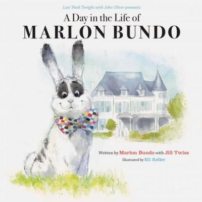 John Oliver Wrote a Children's Book About Mike Pence's Pet Bunny - butHere's the Kicker