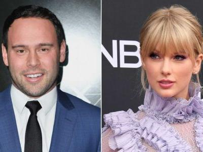 Taylor Swift fans think she outsmarted Scooter Braun with song cover