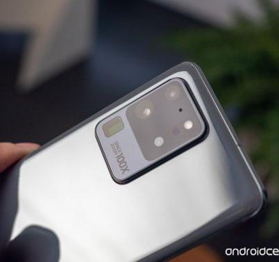 The Galaxy S20 Ultra's Space Zoom camera is amazing and a bit creepy