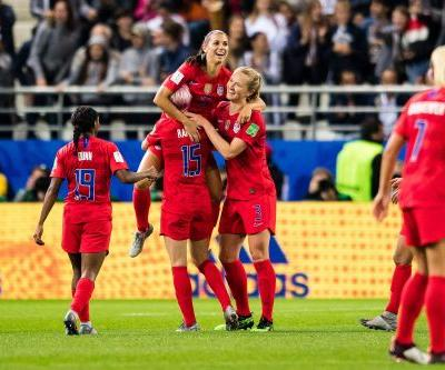 USA vs Chile: How to watch, live stream 2019 Women's World Cup match
