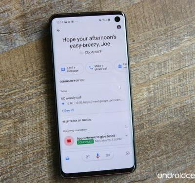 Google Assistant may soon let you send texts directly from the lock screen