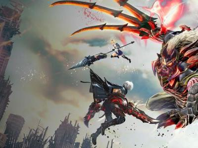 God Eater 3 Announced For Switch With Preorder Exclusive Content