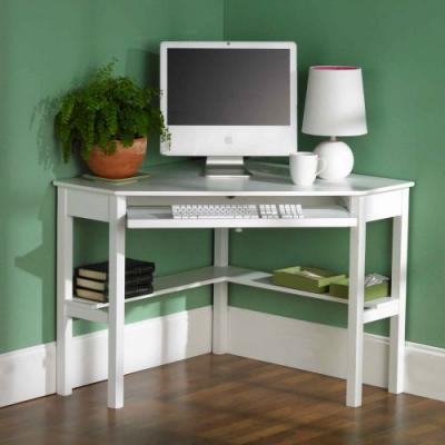 30 Fresh White Desk with Wood top Images