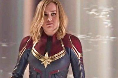 Brie Larson Shot Captain Marvel Post-Credit Scene Alone and Was