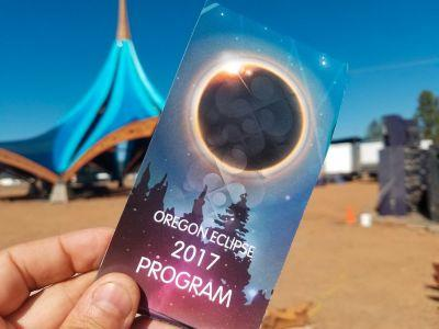 30,000 people are descending on Oregon for a festival that's like Burning Man for eclipse-chasers - here are the photos