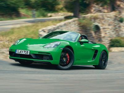 Porsche 718 GTS 4.0 Pricing for South Africa