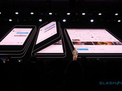 Samsung foldable phone specs: Big Android changes