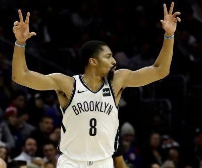 There's no stopping Spencer Dinwiddie and Nets' super subs