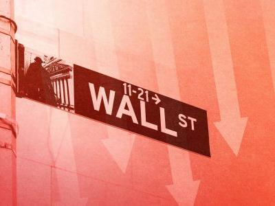 Dow plunges more than 700 points as trade war fears rock Wall Street