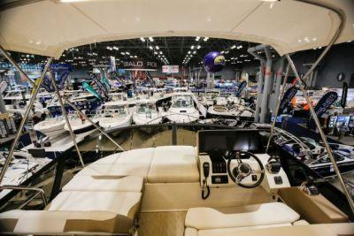 Here's All The Cool Stuff At The 2017 New York Boat Show