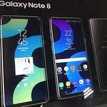 Alleged Galaxy Note 8 promo poster shows us its dual-cameras, rear fingerprint scanner