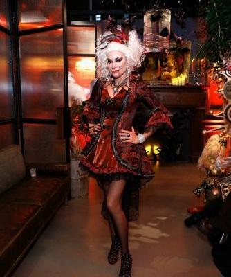 Reality Star Halloween 2017 - Luann de Lesseps Throws A Party, Erika Jayne Performs And More Hot Photos!