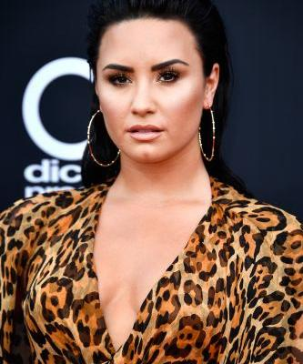 Demi Lovato Just Changed Her Hair Colour -and Revealed It in a Sneaky Way