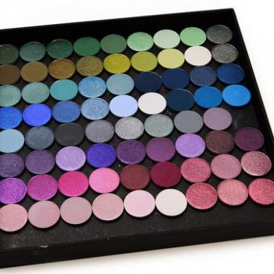 Sydney Grace Eyeshadow Swatches - Greens, Blues, Grays