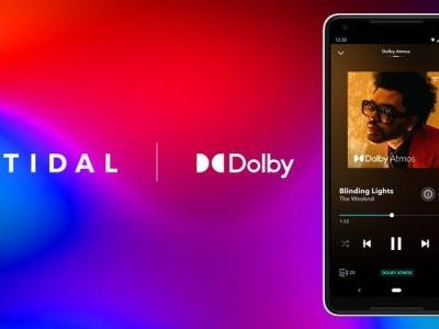 Tidal now supports Dolby Atmos for music - but only on Android devices