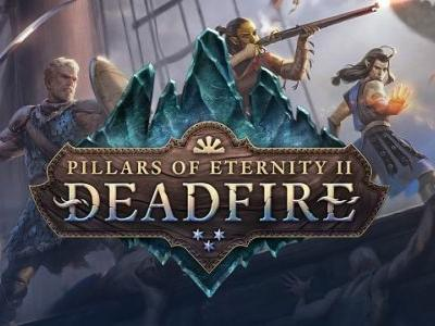 Pillars of Eternity II: Deadfire Coming to PS4 in 2019