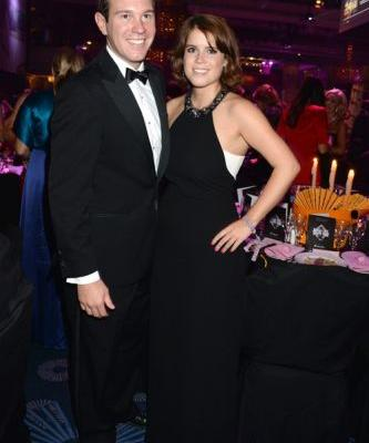 Princess Eugenie & Jack Brooksbank's Body Language Reveals They're Totally In Love