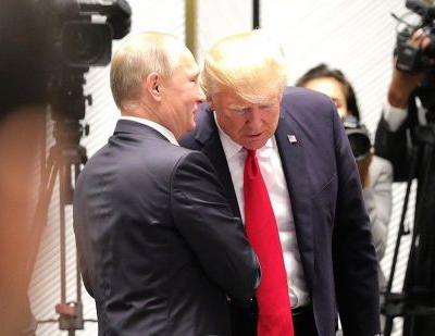 Trump: 'I really believe' Putin when he tells me Russia didn't interfere in the election