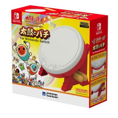 Taiko Drum Master Controller Revealed for Nintendo Switch