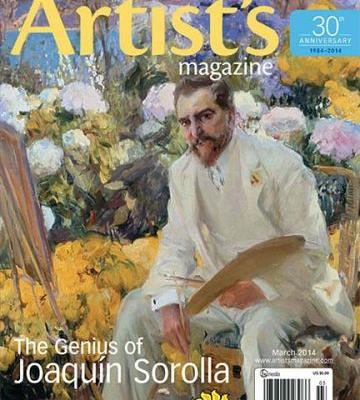 Artist's Magazine Files Bankruptcy