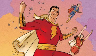 Shazam! Begins Pre-Production