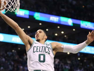 Al Horford: Celtics wouldn't be at this point without Jaylen Brown, Jayson Tatum