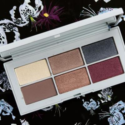 NARS Fleur Fatale Eyeshadow Palette Review, Photos, Swatches