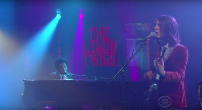 "Watch The Lemon Twigs Perform ""I Wanna Prove To You"" On Colbert"
