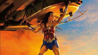 WONDER WOMAN Gets A Powerful New Poster