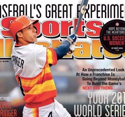 The story behind the mocked 2014 Sports Illustrated cover that predicted the woeful Astros would be 2017 World Series champions