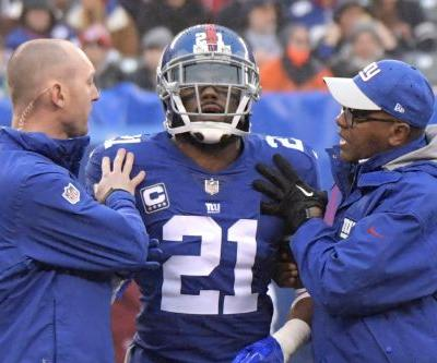 Landon Collins' possible last act as a Giant wowed his teammates