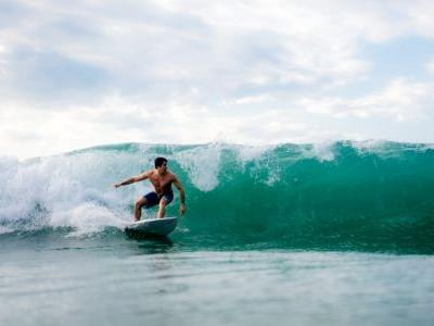 Break the waves at these best surfing spots in the Philippines