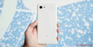 Pixel 3, 3 XL identify if 'Charging slowly' after November 2018 update