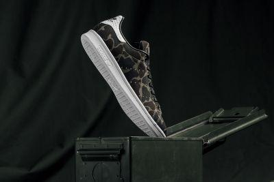 Adidas Drops a New Camo Variant of the Stan Smith